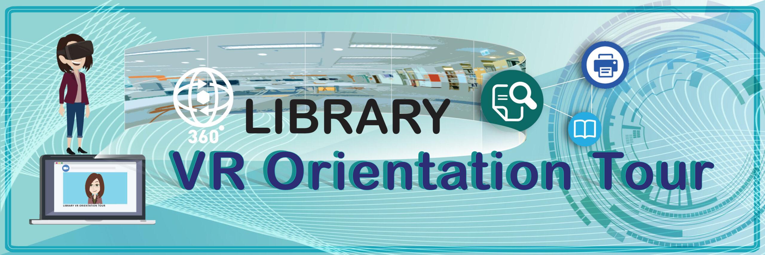 Library VR Orientation Tour